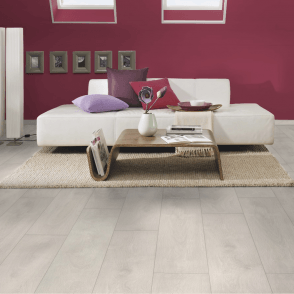 Supernatural Classic 8mm Aspen Oak 4V Groove Laminate Flooring (8630)