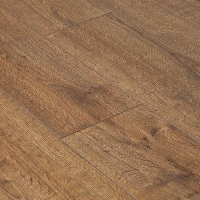 Krono Original Vario+ 12mm Kolberg Oak 4v Groove Laminate Flooring (8786)