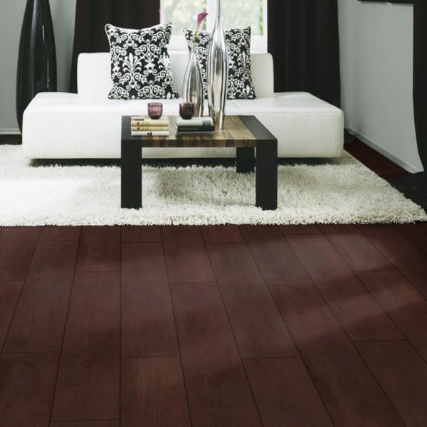 Krono Original Vario 12mm Prestige Dark Oak 4v Groove Laminate Flooring