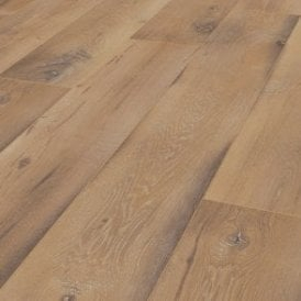 Vario 8mm Golden Hammerwood 4V Groove Laminate Flooring (K264)
