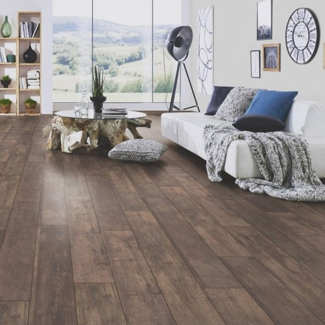 Krono Original Vario 8mm Relic Oak Laminate Flooring (K066)