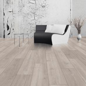 Krono Original Vario 8mm Rockford Oak 4v Groove Laminate Flooring (5946)