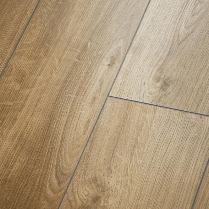 Krono Original Vario 8mm Sherwood Oak 4V Groove Laminate Flooring (5985)