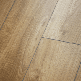 Vario 8mm Sherwood Oak 4V Groove Laminate Flooring (5985)