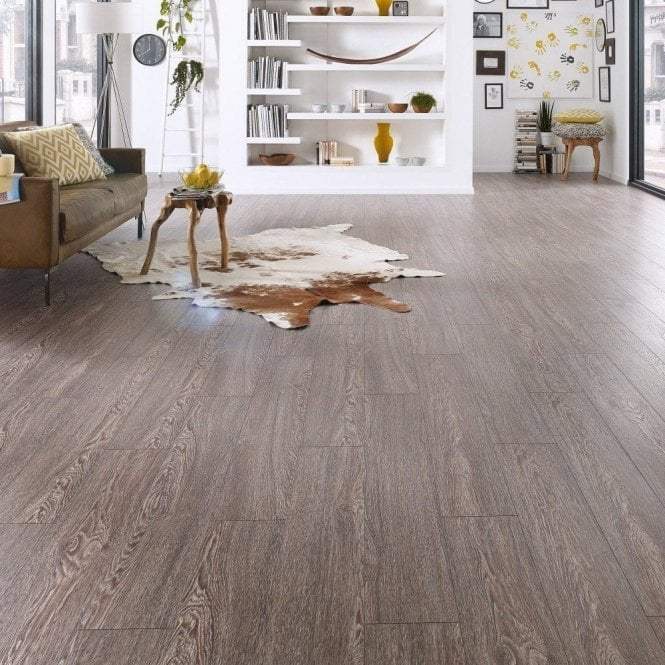 Krono Original Vintage Classic 10mm Beachcomber Oak Laminate Flooring (KO54)