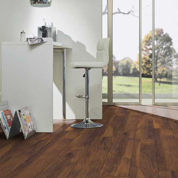 Krono Vintage Classic 10mm Red River, Red Hickory Laminate Flooring
