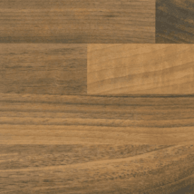 Walnut Butcher Block 28mm Laminate Kitchen Worktop