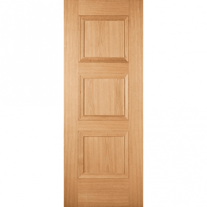 LPD Doors Internal Oak Fully Finished Amsterdam Door