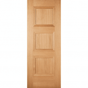 Internal Oak Fully Finished Amsterdam Door