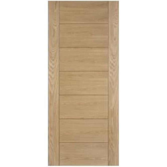 LPD Doors Internal Oak Pre-Finished Hampshire FD30 Fire Door
