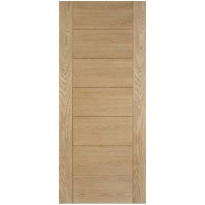 LPD Doors Internal Oak Pre-Finished Hampshire FD30 Fire Door
