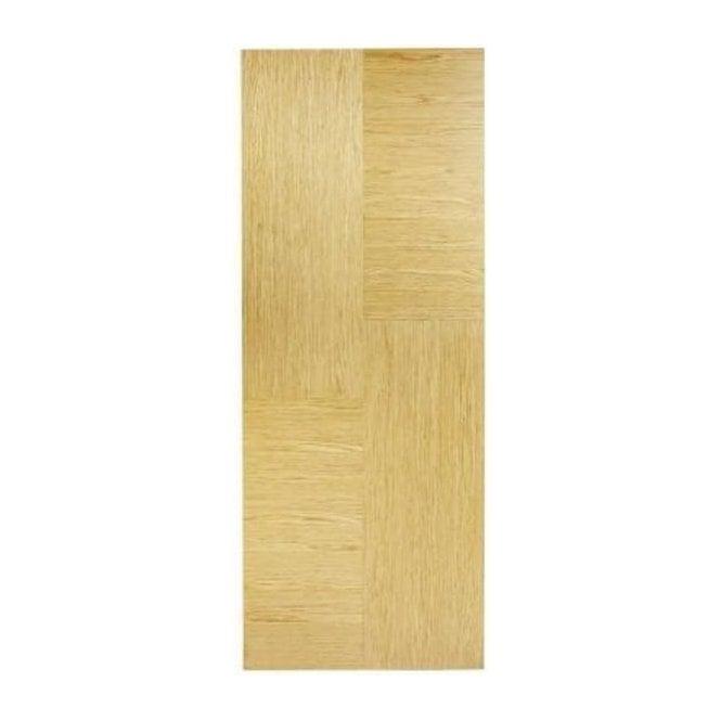 LPD Doors Internal Oak Pre-Finished Hermes 44mm Fire Door