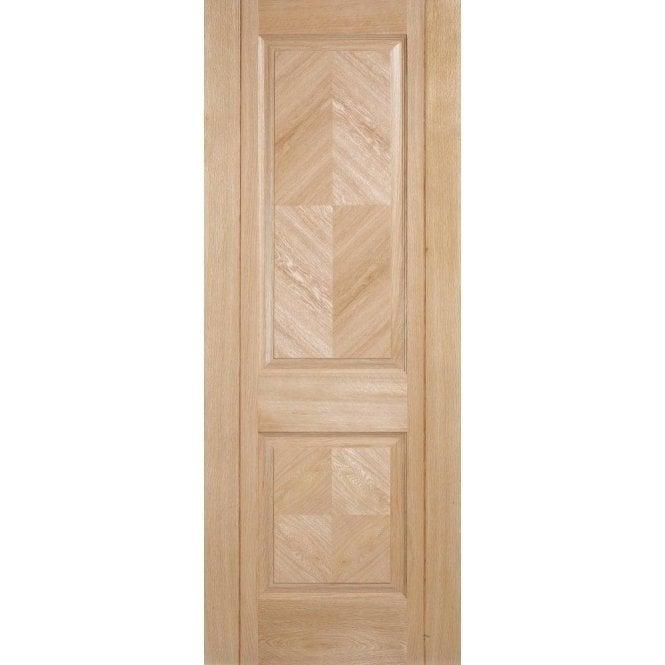 LPD Doors Internal Oak Pre-Finished Madrid Door