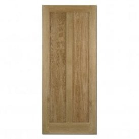Internal Oak Pre-Finished Maine Contemporary Door