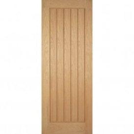 Internal Oak Pre-Finished Mexicano Door