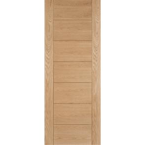 Internal Oak Pre-Finished Panelled Hampshire Door