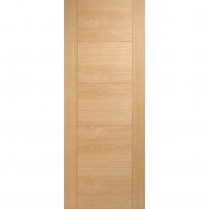Internal Oak Pre-Finished Vancouver 5 Panel Door