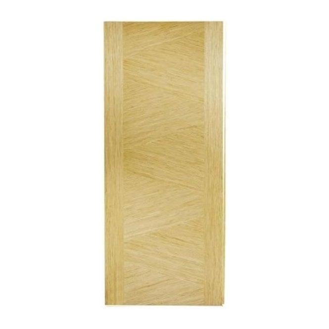 LPD Doors Internal Oak Pre-Finished Zeus Fire Door