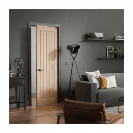Internal Pre-Finished Oak Belize Door