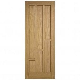 Internal Pre-Finished Oak Coventry Door