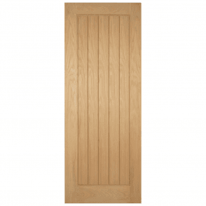 LPD Doors Internal Unfinished Oak Belize Door
