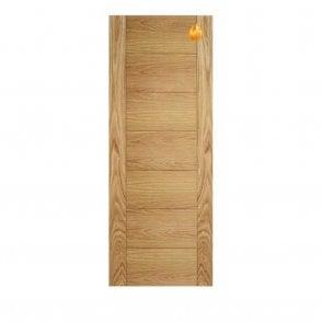 Internal Unfinished Oak Carini Fire Door