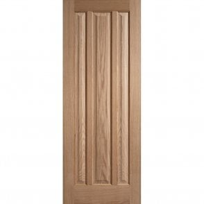 Internal Unfinished Oak Kilburn Door
