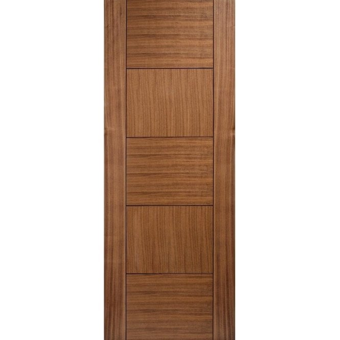 LPD Doors Internal Walnut Pre-Finished Quebec Door