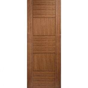 Internal Walnut Pre-Finished Quebec Door