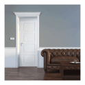 LPD Doors Internal White Primed Contemporary 4 Panel Door