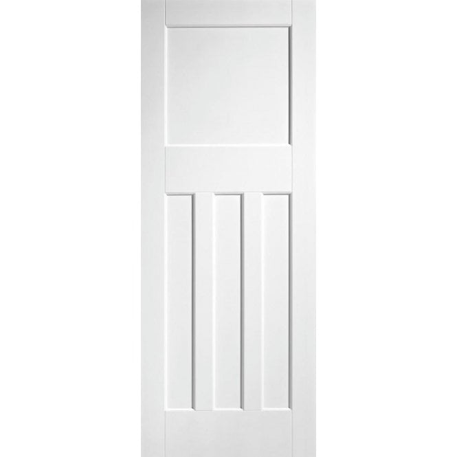 LPD Doors Internal White Primed DX 30s Style Door