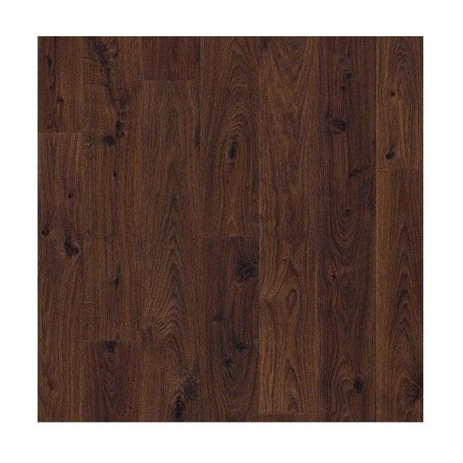 Quickstep Elite 8mm Old Dark White Oak Laminate Flooring Gw Leaders