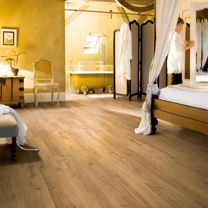 Quickstep Impressive 8mm Classic Oak Natural IM1848 Laminate Flooring