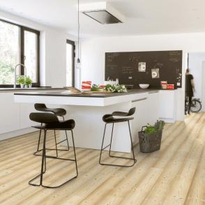 Quickstep Impressive 8mm Natural Pine IM1860 Laminate Flooring