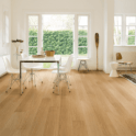 Quickstep Impressive 8mm Natural Varnished Oak IM3106 Laminate Flooring