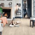 Quickstep Impressive 8mm Saw Cut Oak Beige IM1857 Laminate Flooring