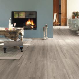 Impressive 8mm Saw Cut Oak Grey IM1858 Laminate Flooring