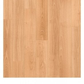 Perspective 4 Way 9.5mm Varnished Beech Laminate Flooring