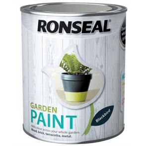 Garden Paint 2.5 Litre Blackbird