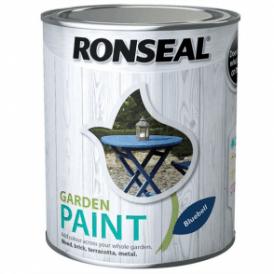 Garden Paint 2.5 Litre Bluebell