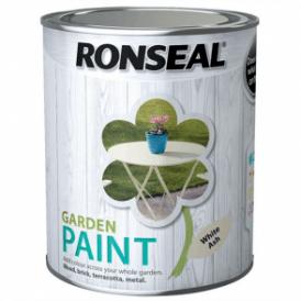 Garden Paint 2.5 Litre White Ash