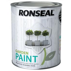 Garden Paint 750ml Slate