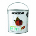 Ronseal Garden Paint 750ml Terracotta