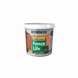 Ronseal One Coat Fence Life Forest Green 5 Litre