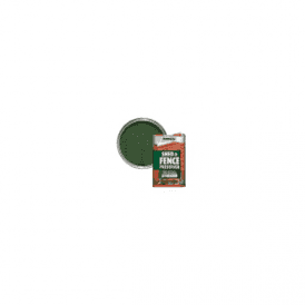 Ronseal Shed and Fence Preserver Green 5 Litre