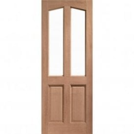 External Hardwood Un-finished Richmond Unglazed Door (DOWELLED)