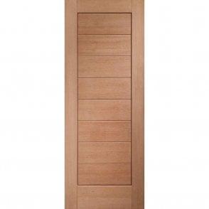 External Un-Finished Modena Hardwood Door