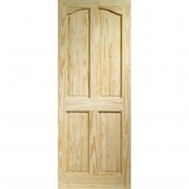 Internal Clear Pine Rio 4 Panel Door