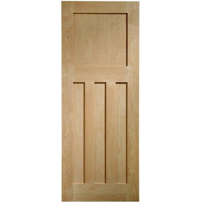 XL Joinery Internal Pre-Finished Oak DX Door