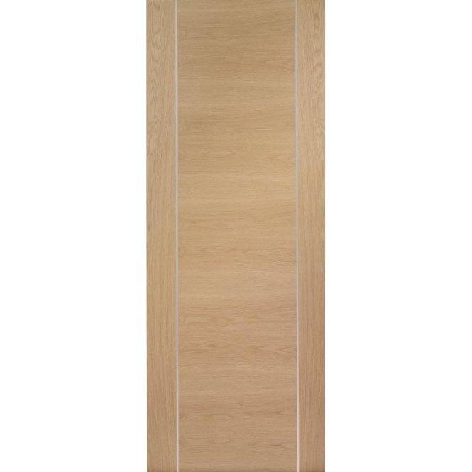 XL Joinery Internal Pre-Finished Oak Forli Door